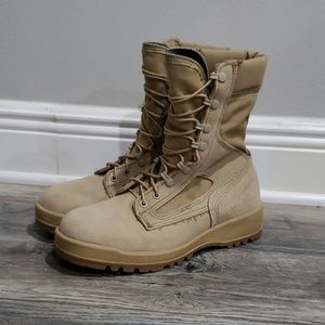 Flame Resistant Combat Boots